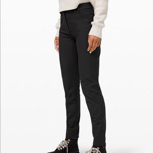 "lululemon city sleek 5 pocket pant 30"""